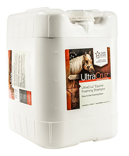 UltraCruz Horse Foaming Shampoo, 5 gallon refill by UltraCruz
