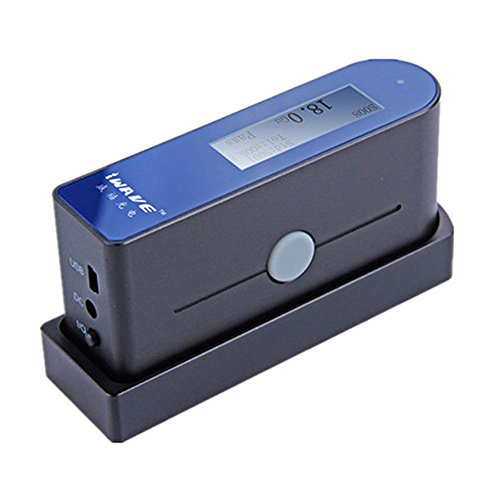 - WG60 Precision Glossmeter 60 degree gloss meter Projection Angle