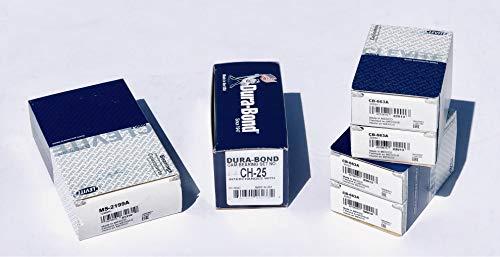 (CLEVITE DURABOND ROD MAIN CAM BEARING SET compatible with 2004-2014 CHEVY 4.8 5.3 5.7 6.0 LS1 LS2 GEN IV)