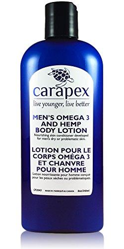 Carapex Unscented Sensitive Parabens Petrochemicals