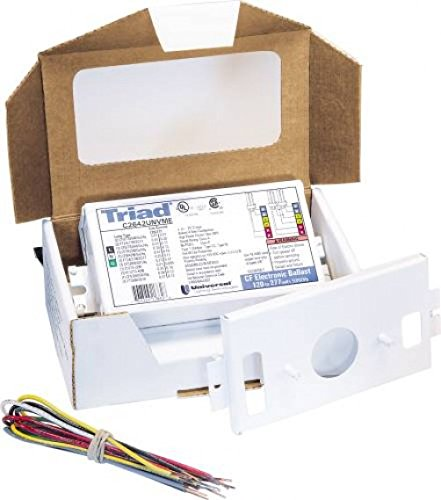 Universal Lighting Technologies C213UNVME000K CFL Multi Ballast Kit with 10W, 13W and 16W (Technologies Universal Ballast Lighting)