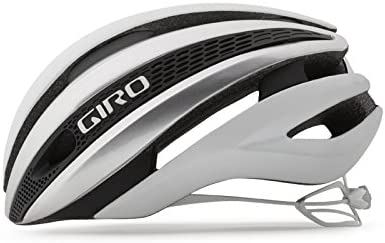 Giro Synthe Helmet Matte White Silver, S