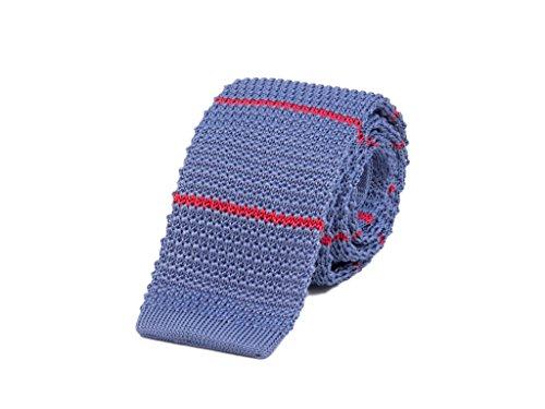 rojo 40 Tie Multicolor Men Light Colori Azul wOYwqaS