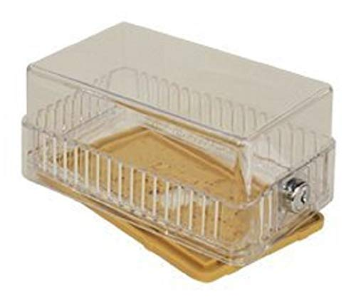 Plastic Guard Thermostat (1 Nib Mars 70210 L36-655 Clear Plastic Thermostat Guard (Rr14-3))