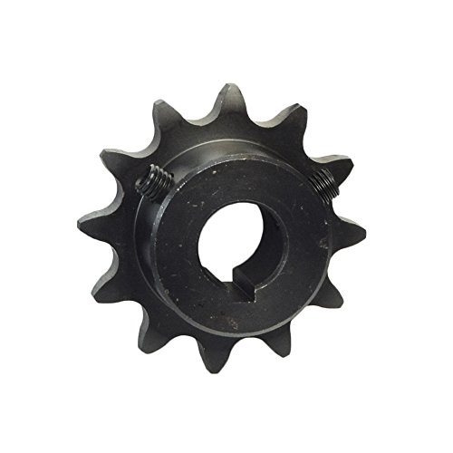 AlveyTech #40/41 Chain - 12 Tooth Jackshaft Sprocket with a 5/8
