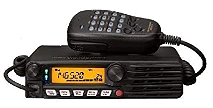 Amazon com: Yaesu FTM-3200DR VHF 2m, 65w Max Mobile Transceiver with