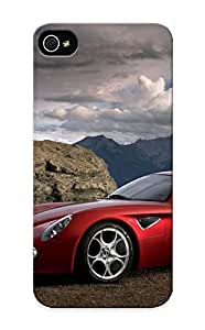 Guidepostee Hot Tpye Alfa Romeo Competizione Case Cover For Iphone 5/5s For Christmas Day's Gifts