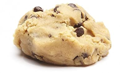 Cappello's Chocolate Chip Cookie Dough, Three 12 Ounce cookie dough rolls