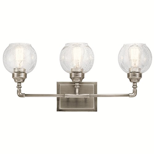 Pewter Antique Lighting (Kichler 45592AP Niles 24