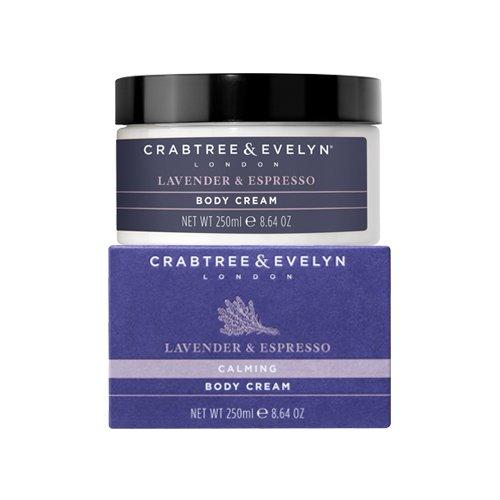 (Crabtree & Evelyn Body Cream, Lavender & Espresso, 8.64 Fl Oz)