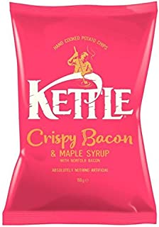 product image for Kettle Chips Crispy Bacon & Maple Syrup 150g