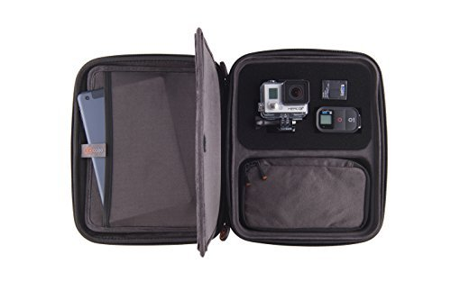 GOcase H4 POV Pro Case for GoPro HERO4, HERO5 and Action ()