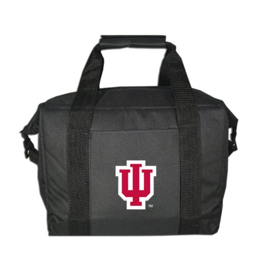 NCAA Indiana Hoosiers Soft Sided 12-Pack Cooler Bag by Kolder