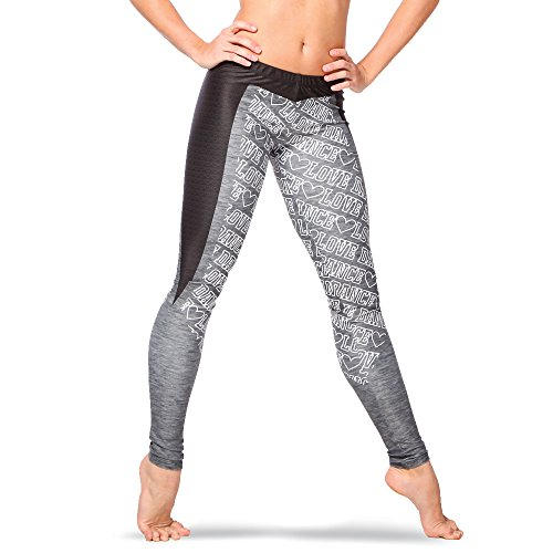 Alexandra-Collection-Womens-Dark-Heather-Love-Dance-Athletic-Workout-Leggings
