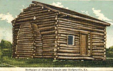 Hodgenville, Kentucky Postcard