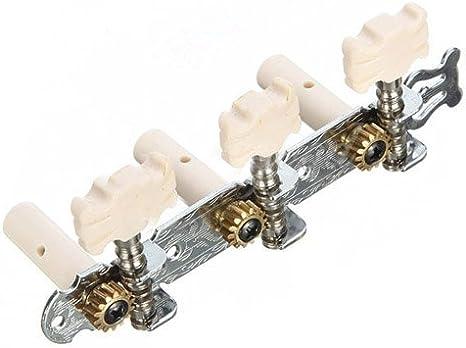 SODIAL 2X Clavijas de afinacion sintonizadores de guitarra clasica ...