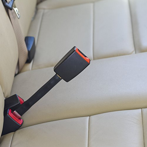 E Safety Certified  Car Seat Belt Extender  Pack