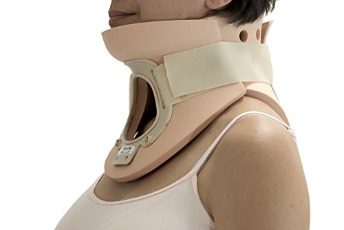 Ita-Med Extra Firm Philadelphia Cervical Collar with Tracheotomy Opening, Adult, X-large