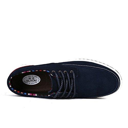 Adulti Luxury Mocassini Scarpe da Uomo Uomo Mocassini Spring S1545 in Scarpe Successg Scamosciate Sneakers Pelle camel per Maschili Casual YvwqOx6
