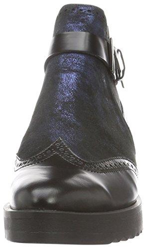 TAPODTS Paname 1.1, Zapatillas de Estar por Casa para Mujer Negro