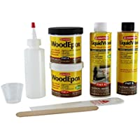 Abatron Wood Restoration Kit 24 FL. OZ. by Abatron