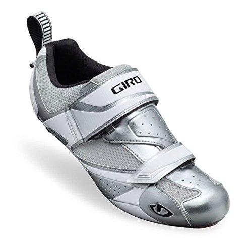 Giro Mens Mele Tri Sykkelskoen Krom-45.5