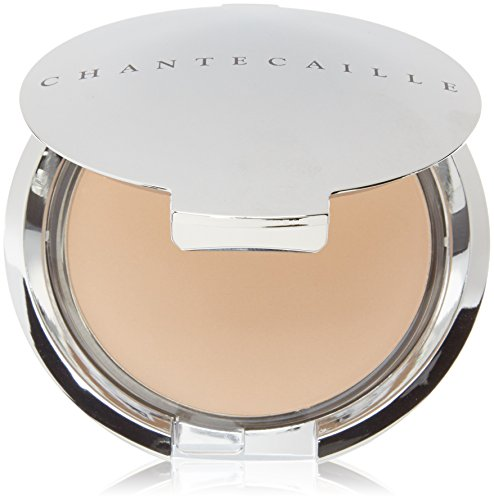 Chantecaille Compact Makeup Powder Foundation, Peach, 0.35 Ounce