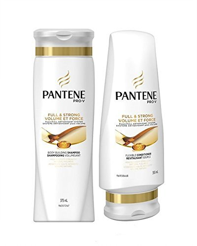Pantene Pro-V Full & Strong Body Building Shampoo, 12.6 oz