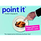 Point it: Traveller's Language Kit - The Original Picture Dictionary - Bigger and Better (English, Spanish, French, Italian, German and Russian Edition)