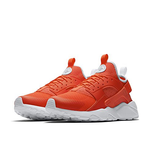 ZAPATILLAS NIKE AIR HUARACHE RUN ULTRA NARANJA/BLANCO