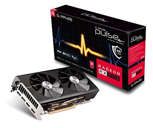 کارت گرافیک رادئون آر ایکس سافایر Sapphire Technology 11266-67-20G Radeon Pulse RX 570 4GB GDDR5 Dual HDMI