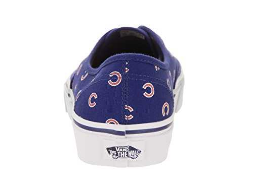 Cubs Vans Authentic Authentic Blue Chicago Vans HIwzaqwZ