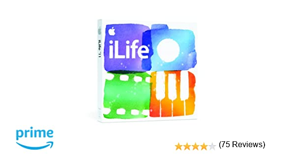 Amazon com: iLife '11 Family Pack [OLD VERSION]: Software