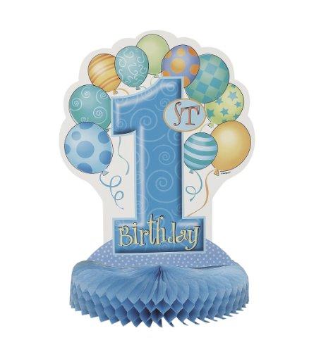 Partyrama Kuchenaufsatz zum 1. Geburtstag, für Jungen