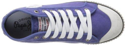 Pepe Jeans Industry - Zapatillas de Deporte de tela hombre azul - Bleu (553)
