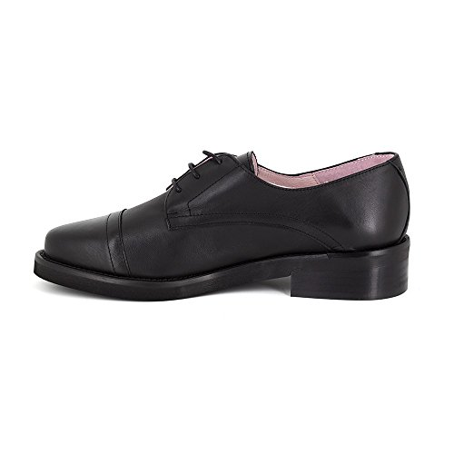 Derby Cardin Leather Pierre Pc1610ca Black SFZaqw