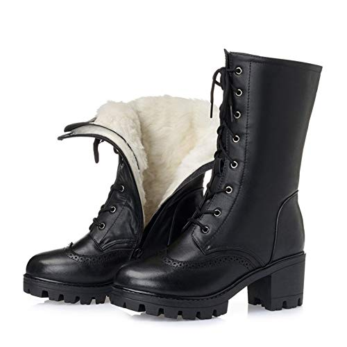 nbsp;winter nbsp; Thirty five nbsp; Boots Boots nbsp; nbsp; Ykfchdx nbsp; nbsp;moda nbsp; nbsp;mujer nbsp; Para nbsp; Cuarenta nbsp; nbsp;snow nbsp; nbsp; Negro Dos nbsp; nbsp;big nbsp; nbsp;warm Y 8tqpFx