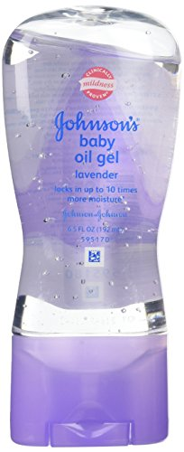 Johnsons Baby Oil Gel Lavender product image