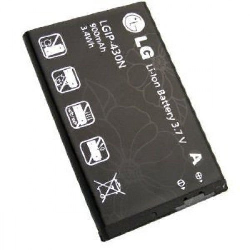 New LG OEM 3.7V 900 mAh Lithium Ion Battery LGIP-430N * T...