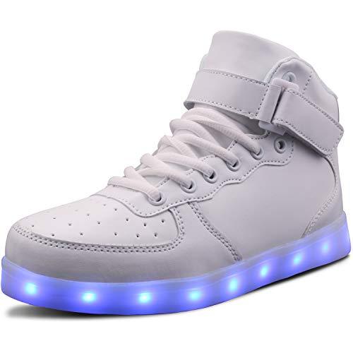 WONZOM FASHION Flashing Sneakers Toddler