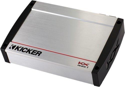 Kicker 40KX1600.1 Mono Car Amplifier by Kicker