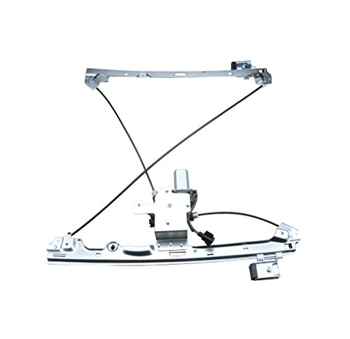 03 sierra window regulator - 9