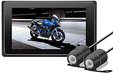 - Motorcycle Dash Cam, OXOQO HD 3.0