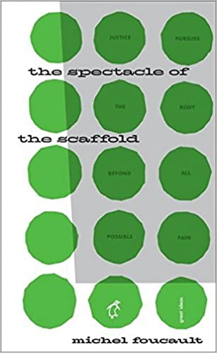 The Spectacle of the Scaffold Penguin Great Ideas by Michel Foucault 2008-08-07: Amazon.es: Michel Foucault: Libros
