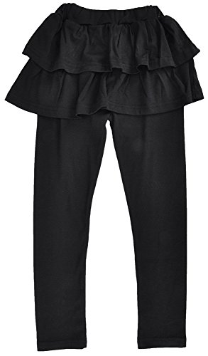 Simplicity Girls Stretchy Fleece Lined Footless...
