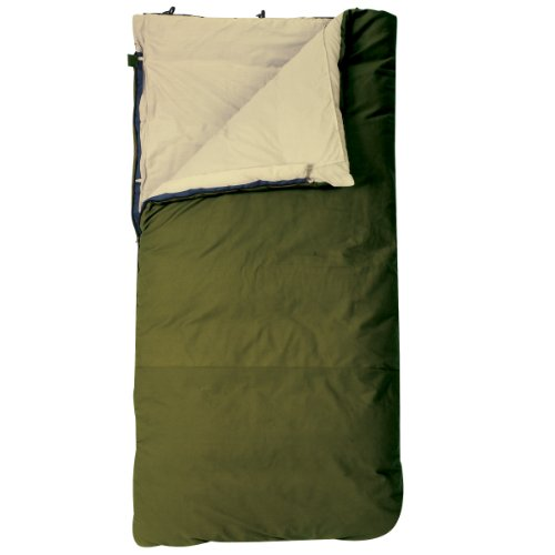 Slumberjack Country Squire -20 Degree Long Right Hand Sleeping Bag