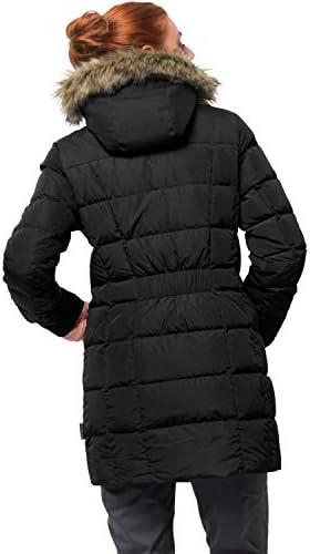 Jack Wolfskin Womens Baffin Island Coat