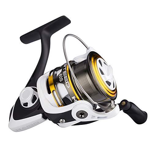 Spinning Reel, Ultralight Saltwater Fishing Reels for inshore Kayak Bass Fishing & Surf Fishing Reel or Offshore Saltwater Reels, Freshwater Lightweight ice Fishing Reel - Bass Fishing Reel 2000