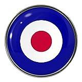 RAF Roundel Design Metal Pin Badge