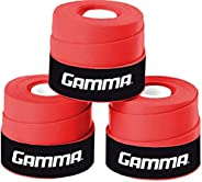 Gamma Sports Supreme Tac Baseball Grip Wrap (3 Pack) – Tacky, Absorbent, Non-Slip, Easy to Apply – Great for A